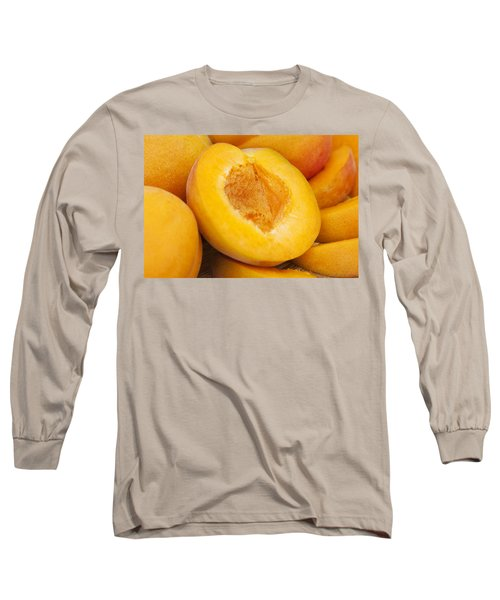 Apricots Long Sleeve T-Shirt