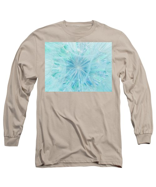 Aqua Salsify Long Sleeve T-Shirt