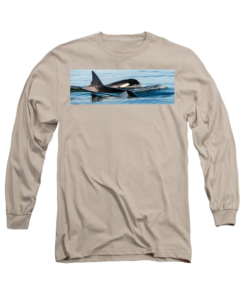 Aquatic Immersion Long Sleeve T-Shirt