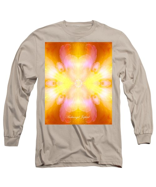 Archangel Jophiel Long Sleeve T-Shirt