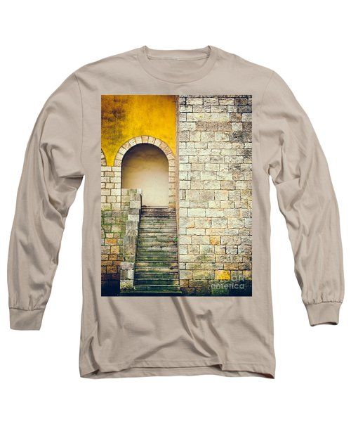 Arched Entrance Long Sleeve T-Shirt