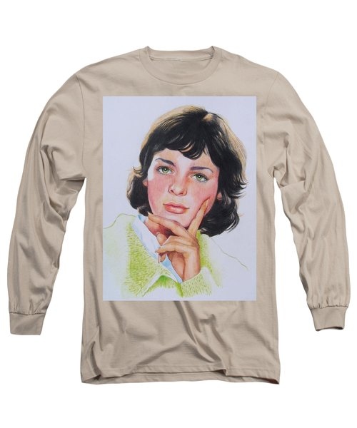 Ariane Long Sleeve T-Shirt
