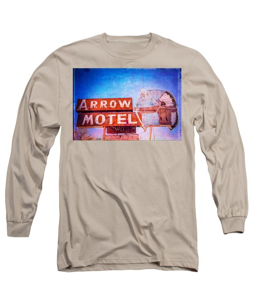 Arrow Motel Long Sleeve T-Shirt