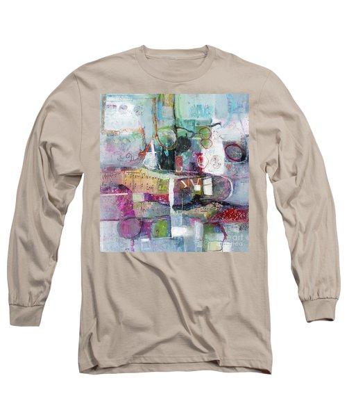 Art And Music Long Sleeve T-Shirt