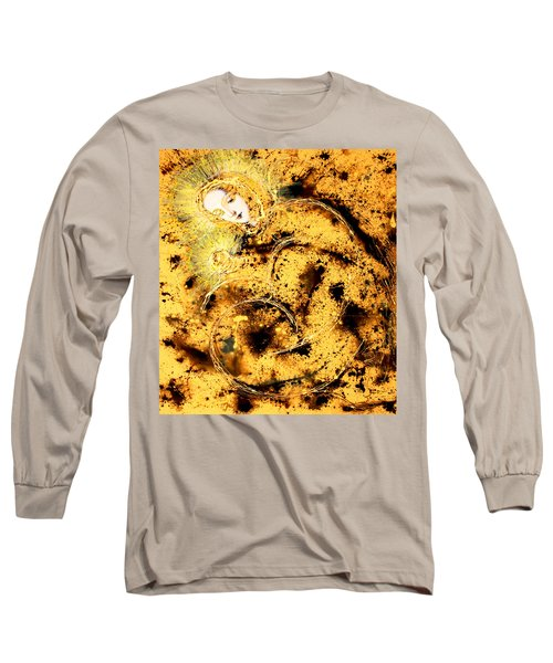 As I Heard You Whisper You Loved Me So My Heart Began To Live Long Sleeve T-Shirt