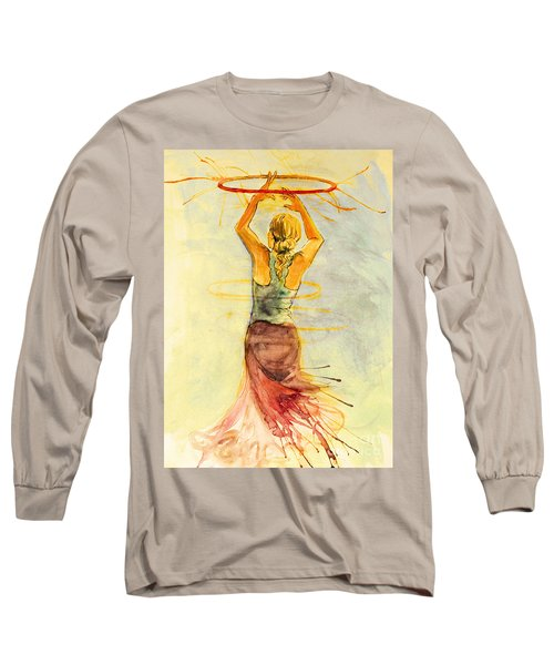 As The Sun Rises Long Sleeve T-Shirt