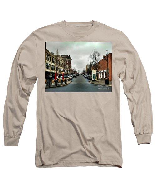 Asheville North Carolina Long Sleeve T-Shirt