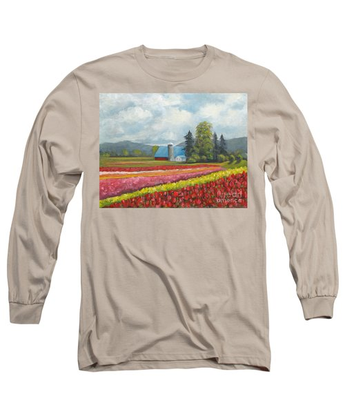 At Peterson And Avon Allen Long Sleeve T-Shirt