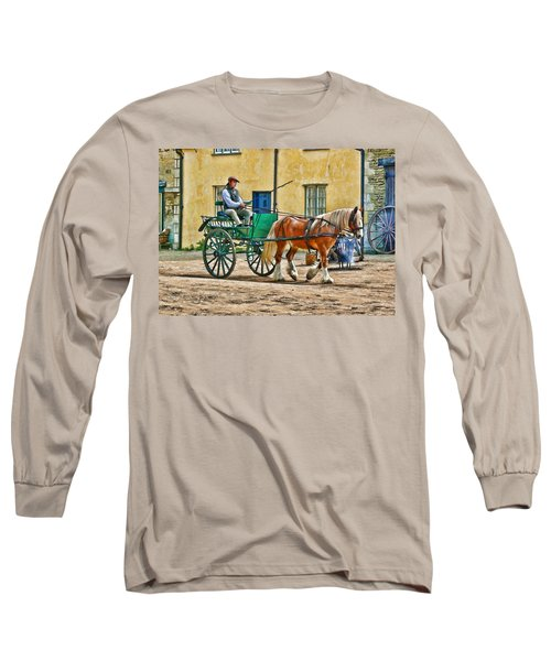 At The Blacksmiths Long Sleeve T-Shirt