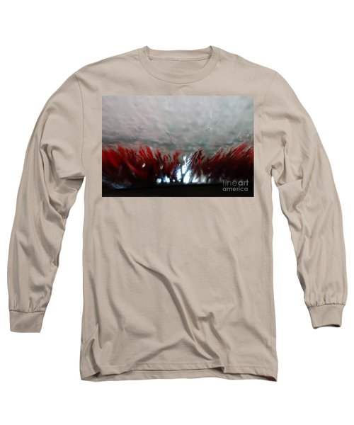 At The Car Wash 4 Long Sleeve T-Shirt by Jacqueline Athmann
