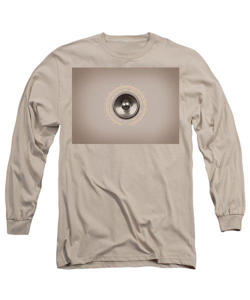 Audio Retro 6 Long Sleeve T-Shirt