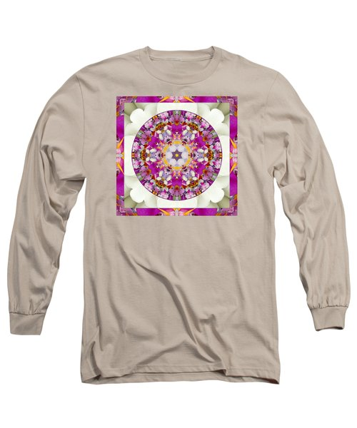 Long Sleeve T-Shirt featuring the photograph Aura Of Joy by Bell And Todd