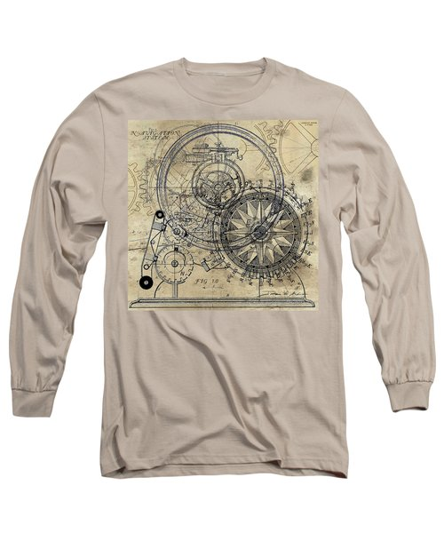 Autowheel II Long Sleeve T-Shirt