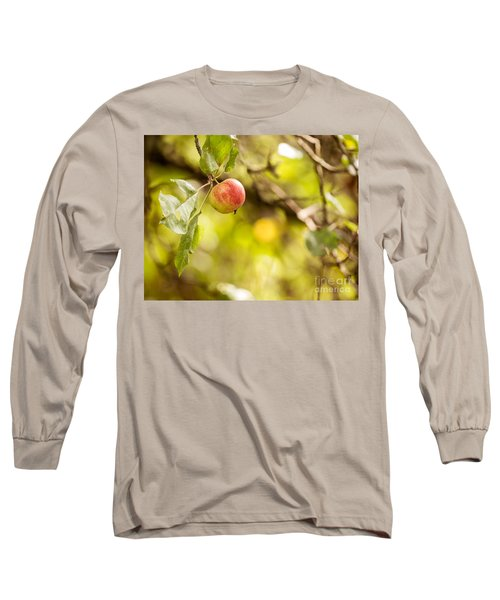 Autumn Apple Long Sleeve T-Shirt