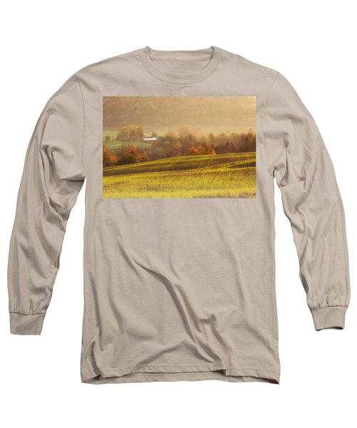 Autumn Fields Long Sleeve T-Shirt