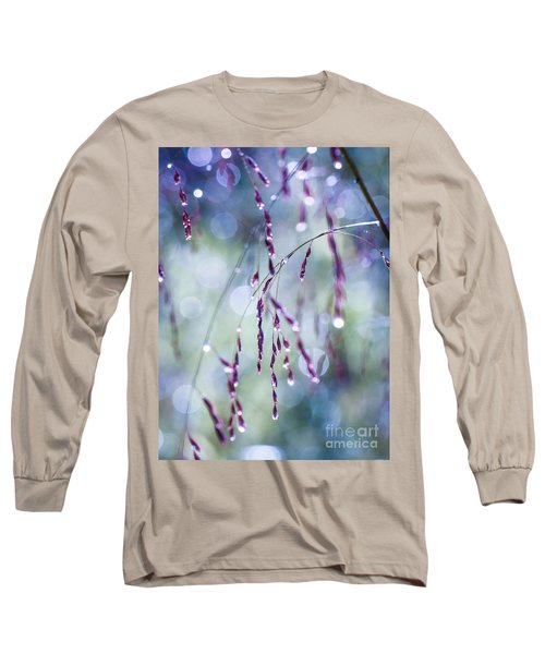Autumn Grasses Long Sleeve T-Shirt