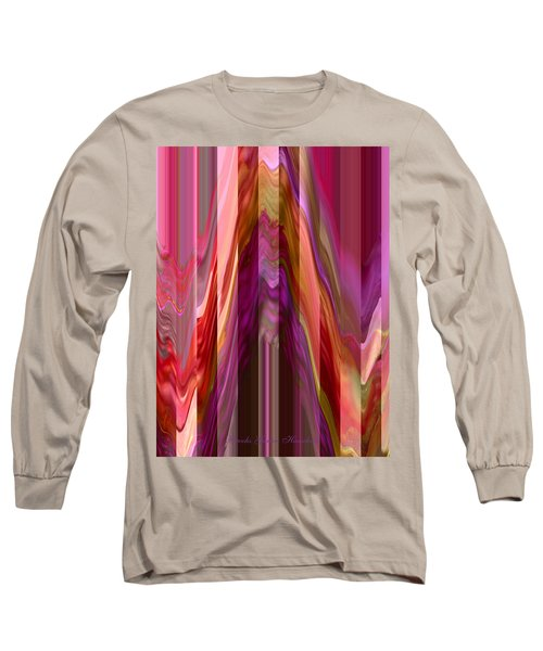 Autumn Leaves 1 - Abstract Autumn Leaves - Photography Long Sleeve T-Shirt