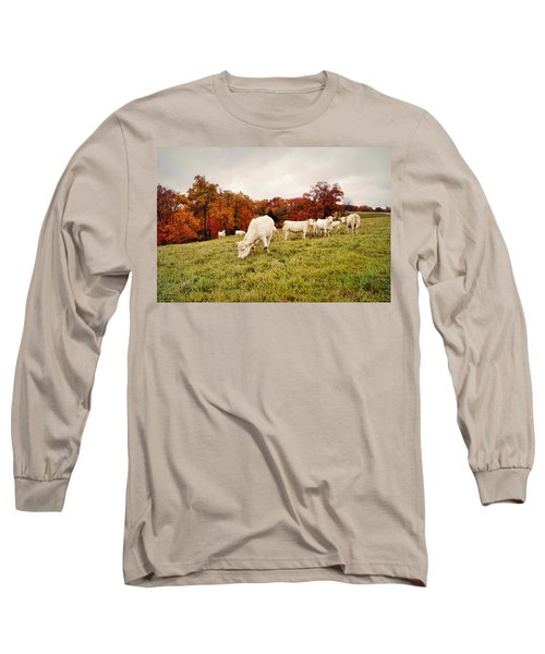Autumn Pastures Long Sleeve T-Shirt