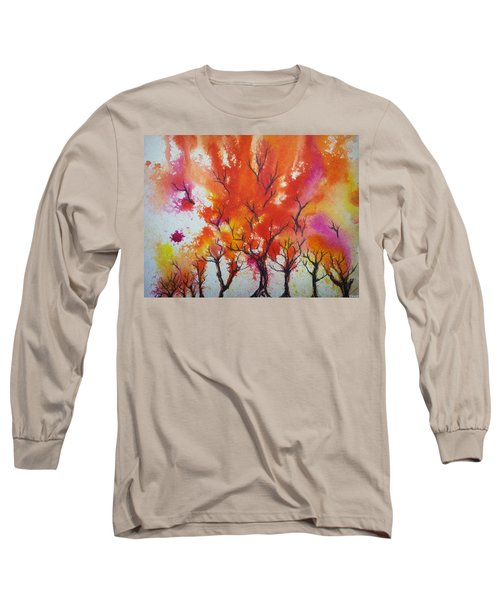 Autumn Riot Long Sleeve T-Shirt