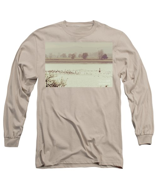 Autumnal Dreamland Iv Long Sleeve T-Shirt