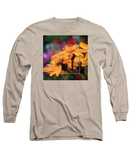 Long Sleeve T-Shirt featuring the photograph Autumn's Glory by Sandra Foster