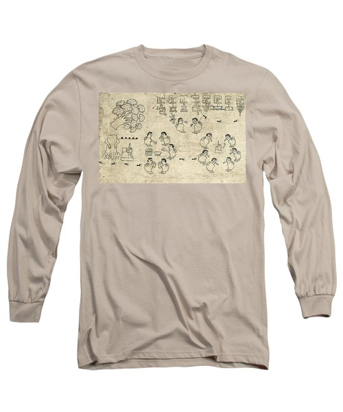 Aztec Migration Long Sleeve T-Shirt