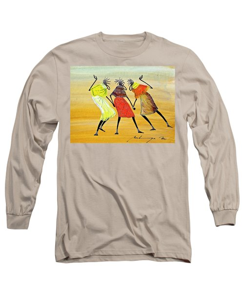 B 242 Long Sleeve T-Shirt