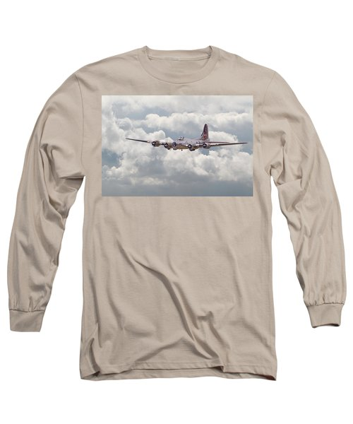 B17- Yankee Lady Long Sleeve T-Shirt