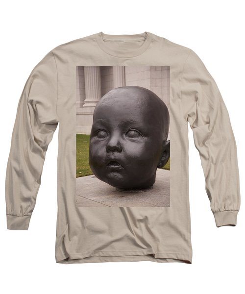 Baby Head Long Sleeve T-Shirt