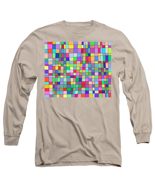 Back To Square One Long Sleeve T-Shirt