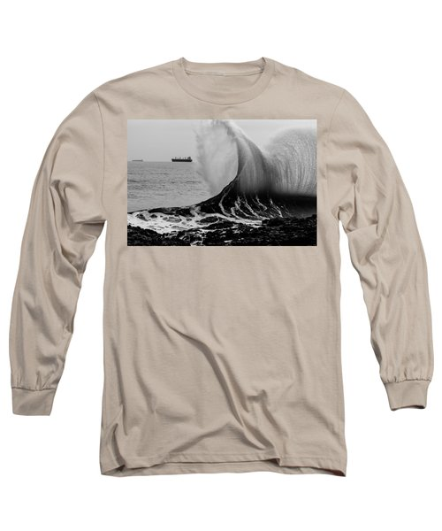 Backwash Long Sleeve T-Shirt