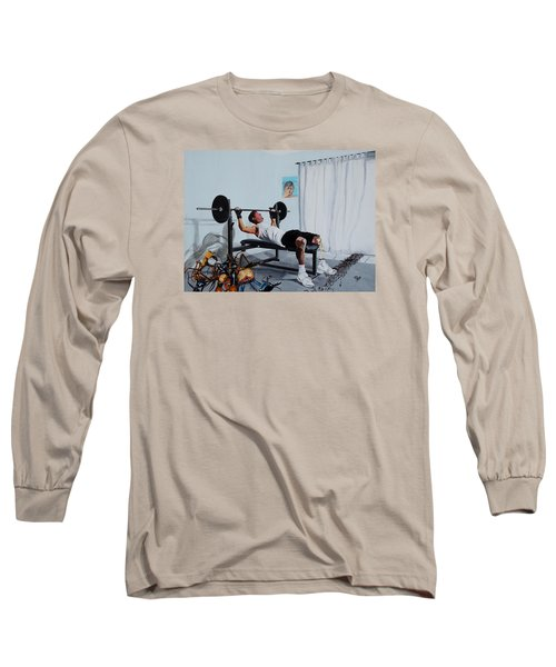 Bad Dream Long Sleeve T-Shirt