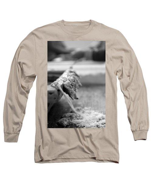 Bait On Hooks  Long Sleeve T-Shirt