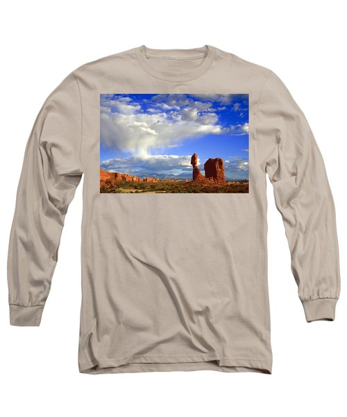 Balanced Rock Long Sleeve T-Shirt