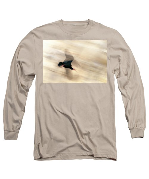 Bald Ibis Long Sleeve T-Shirt