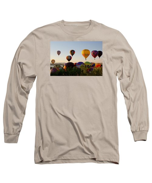 Balloon Festival Long Sleeve T-Shirt
