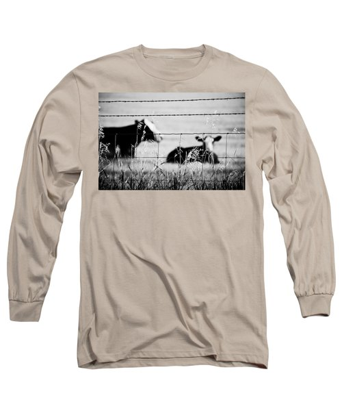 Barriers Long Sleeve T-Shirt
