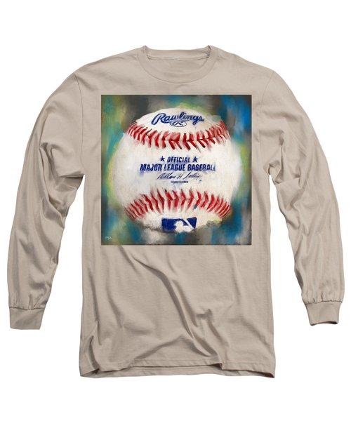 Baseball Iv Long Sleeve T-Shirt