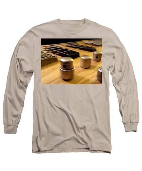 Long Sleeve T-Shirt featuring the photograph Bass by Andrea Anderegg