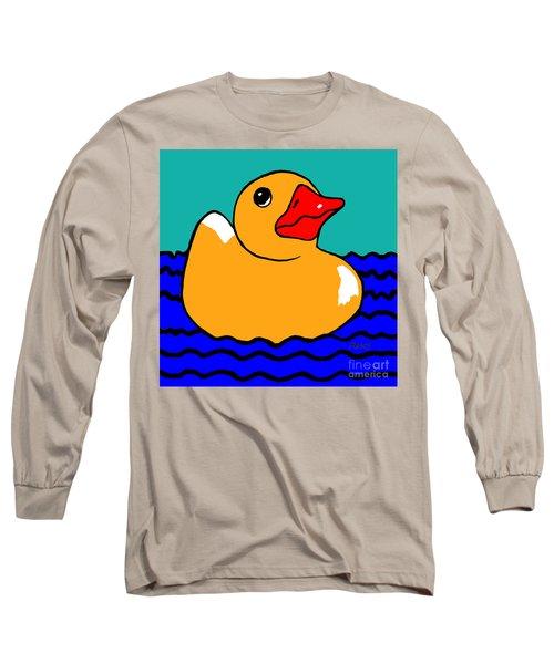 Rubber Ducky Long Sleeve T-Shirt