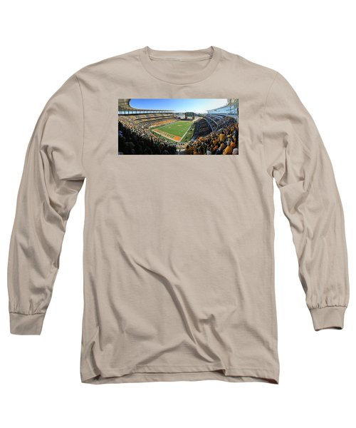 Baylor Gameday No 5 Long Sleeve T-Shirt by Stephen Stookey