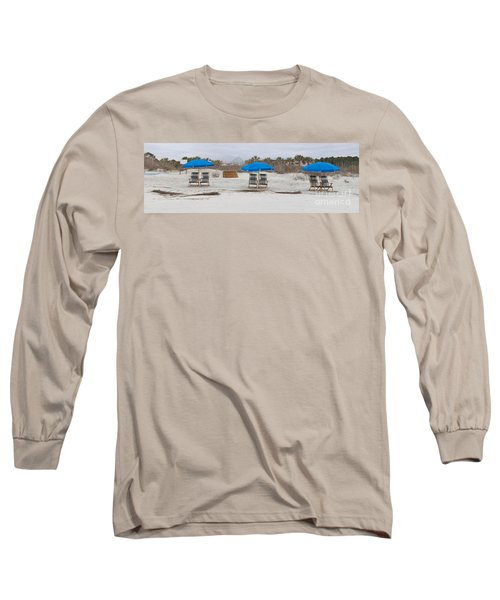 Beach Chairs  Long Sleeve T-Shirt