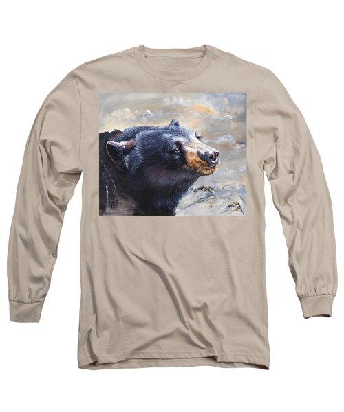 Four Winds Bear Long Sleeve T-Shirt