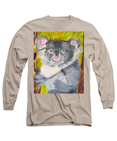 Koala Hug Long Sleeve T-Shirt