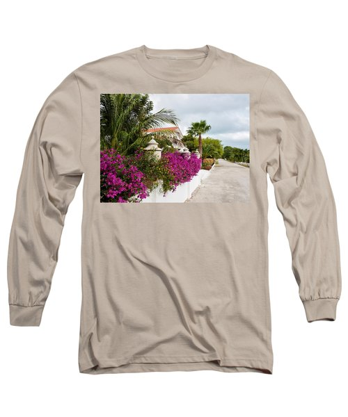 Beautiful Walk Long Sleeve T-Shirt by Amar Sheow