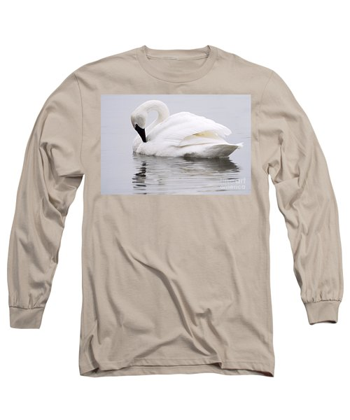 Beauty And Reflection Long Sleeve T-Shirt