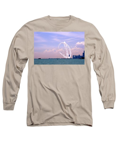 Beauty In The Air Long Sleeve T-Shirt