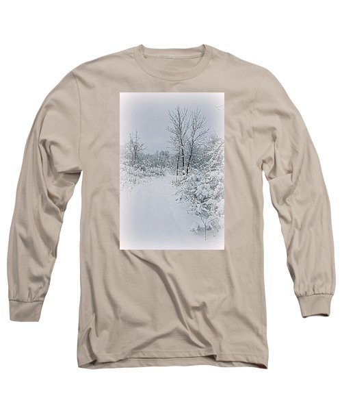 Beauty Of Winter Long Sleeve T-Shirt