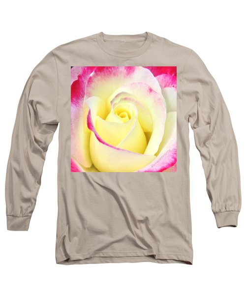 Beauty Unfurled Long Sleeve T-Shirt