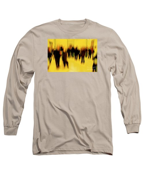 Before Mona Lisa Long Sleeve T-Shirt